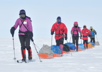Day 7: Jane leading the pack, at 10:16 hr